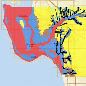 What Are Flood Maps Southwest Florida Homes Condos And Land For - Florida flood plain map
