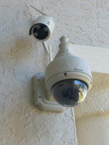 Camera Outside
